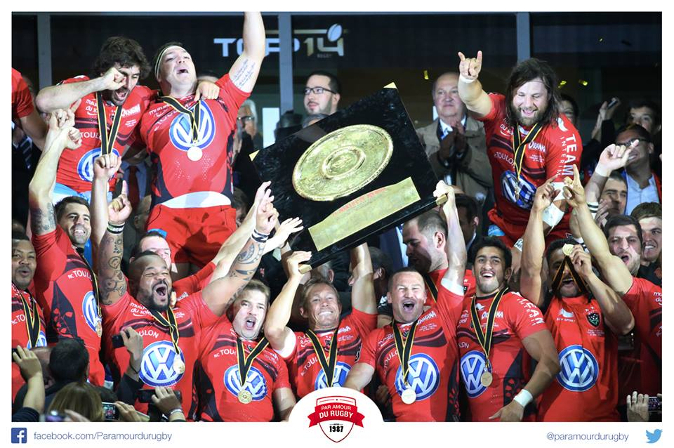 Parce que Toulon CHAMPION