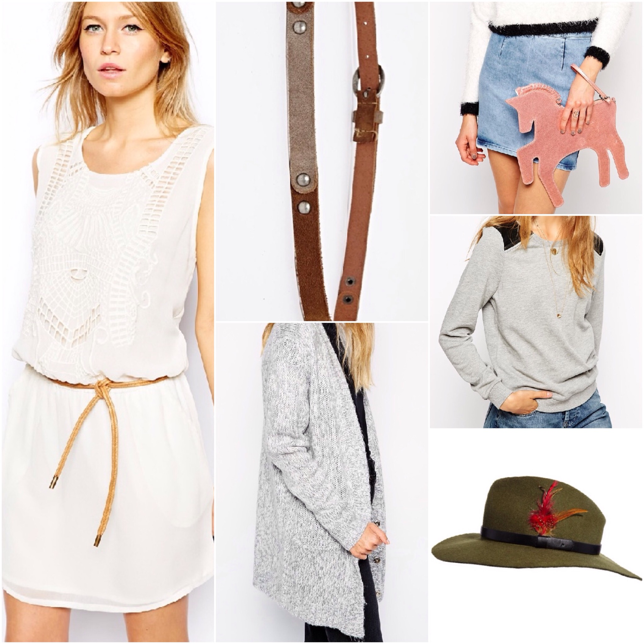 Wish list shopping ASOS