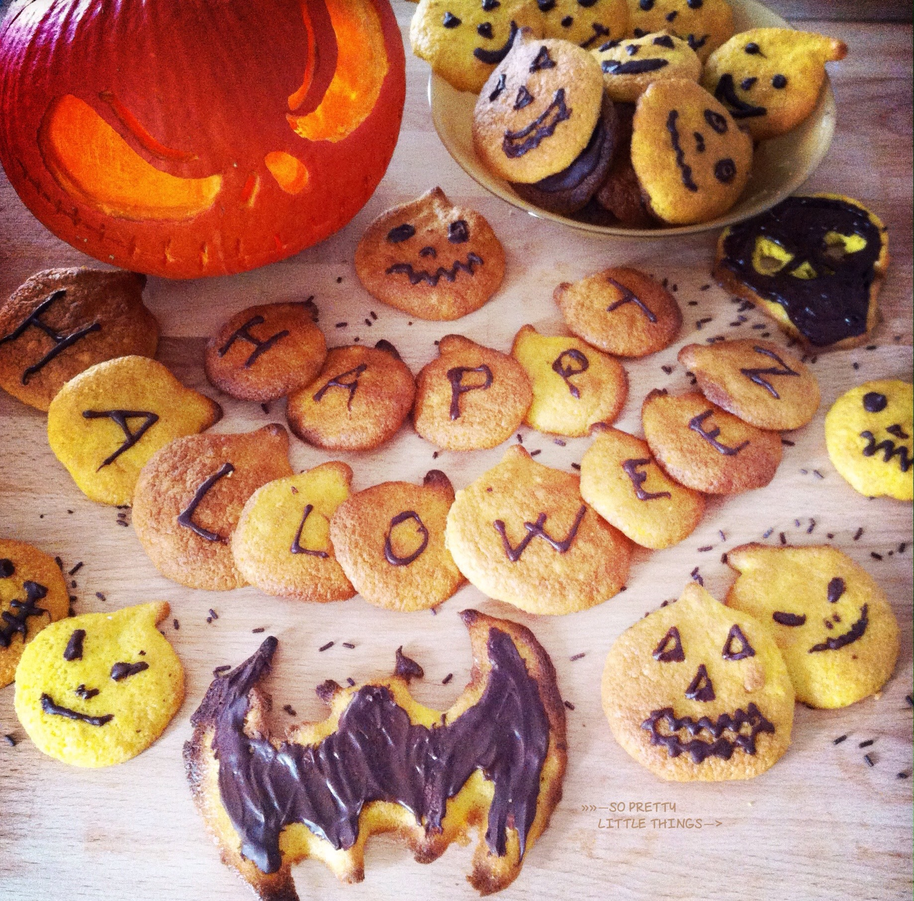 halloween-dessert-biscuits-citrouille