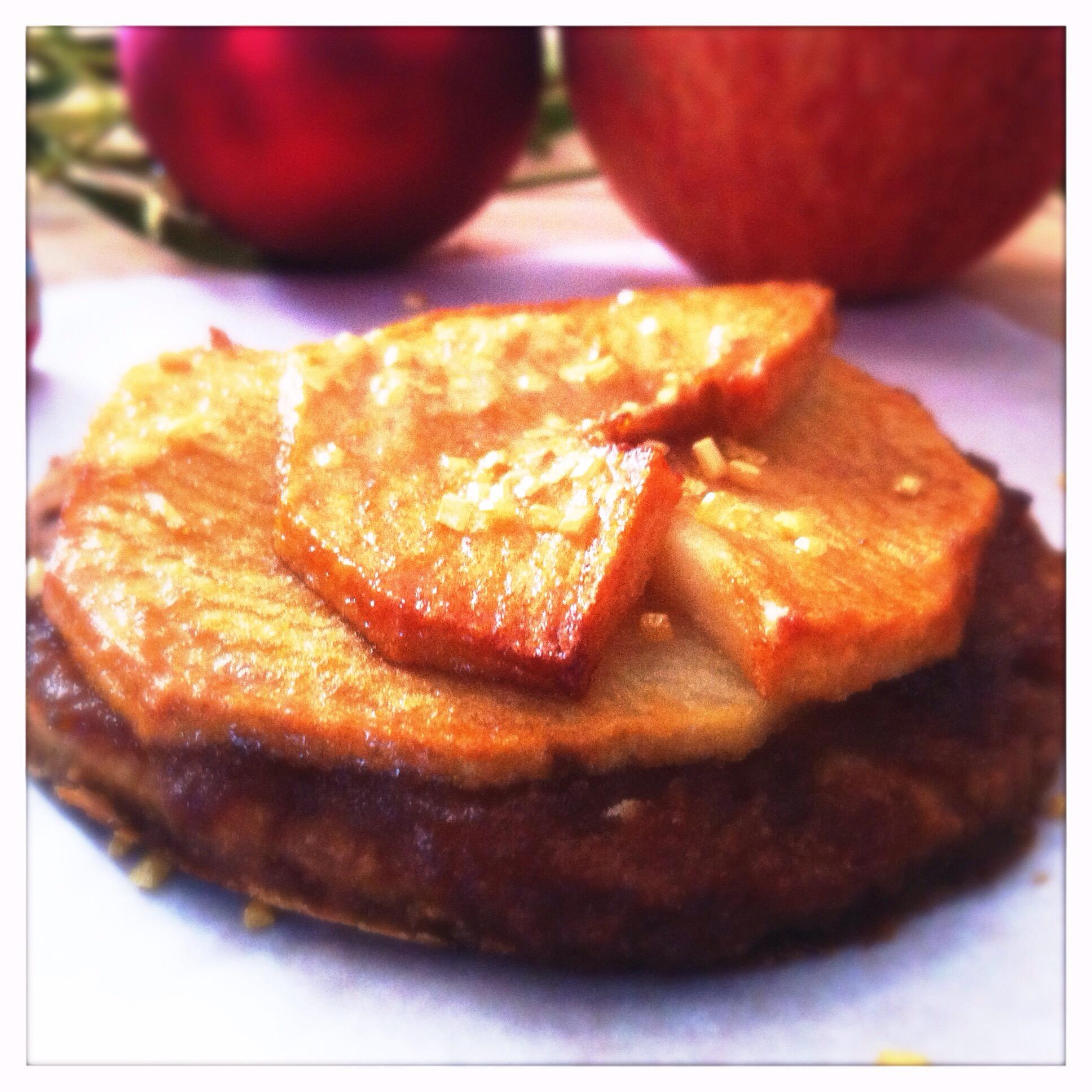 tarte aux pommes et chataigne