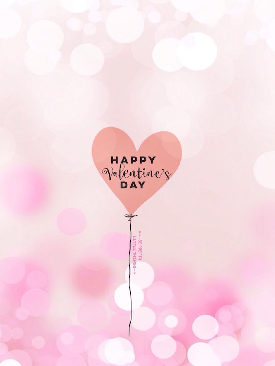 Happy valentine androïd