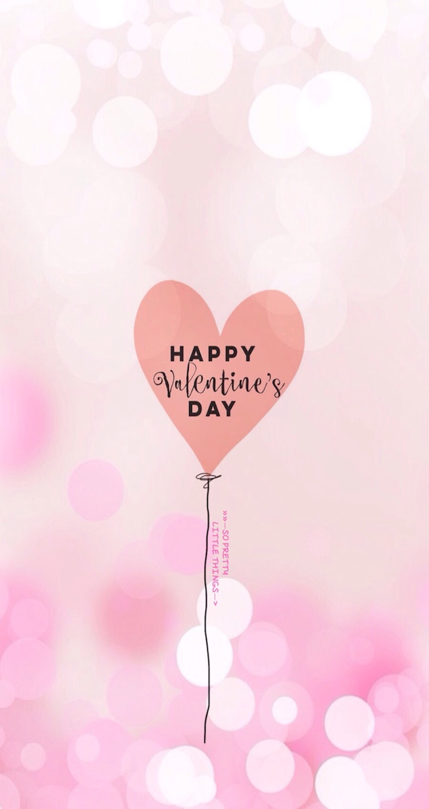 happy valentine iphone 6