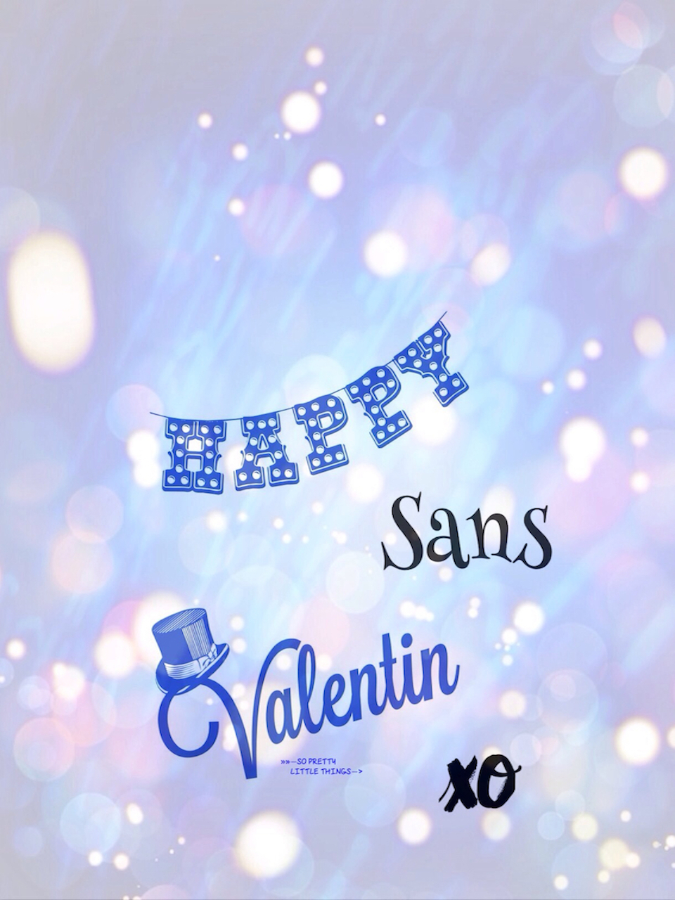his Saint Valentin Android