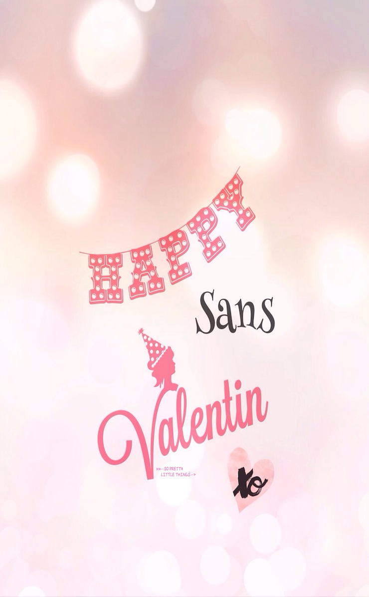 sans valentin Iphone4