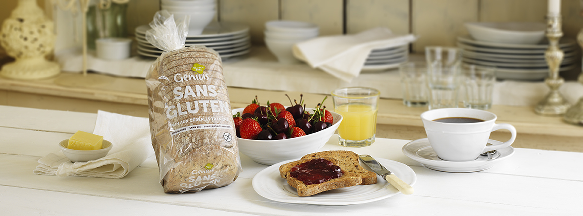 FRENCH SEEDED BREAD TOAST JAM 1